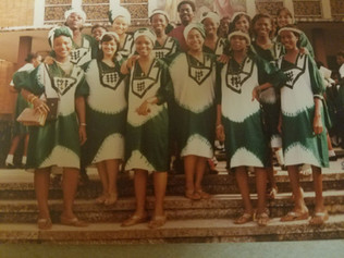 African Day - Class of '84