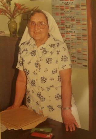 Sister Alice - Principal STC 1984
