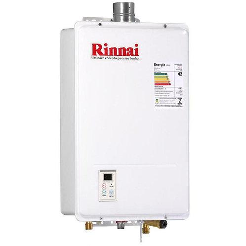 Aquecedor a Gás REU 1602 FEH 22,5 Lts – Rinnai