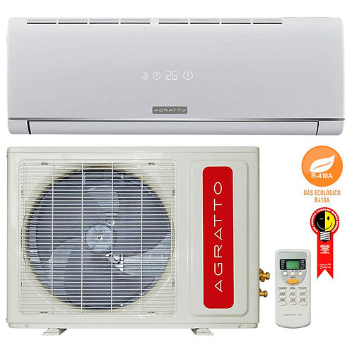 Ar-Condicionado Split Agratto 12.000 BTUs -  Frio