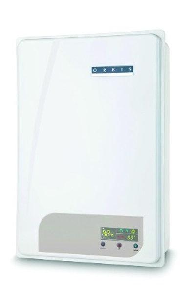 Aquecedor de Água a Gás 24 Litros Modelo 325 HFB Eletrônico - Exaustão Forçada -