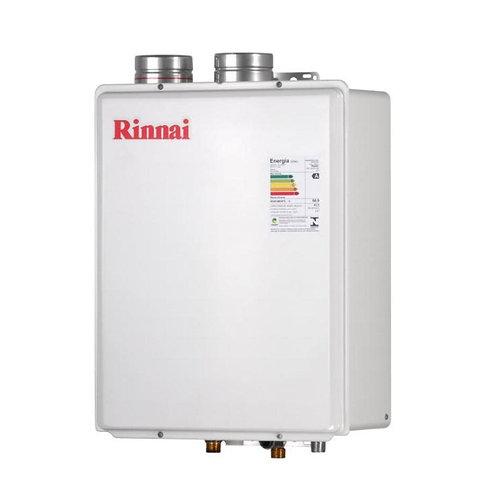Aquecedor Rinnai Digital Exaustão Forçada REU-3230 FFA 47,5 litros