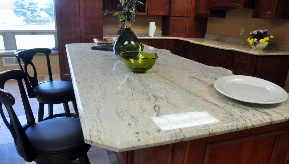Badger-Granite-Kitchen-Countertop-Brookfield