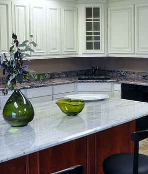 Slinger, WI | Granite, Quartz, Kitchen Countertops.