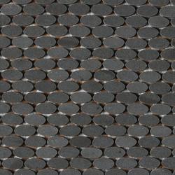 Oval Polished Urban Bluestone