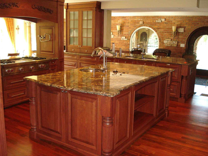 Get the Facts About Granite Countertops
