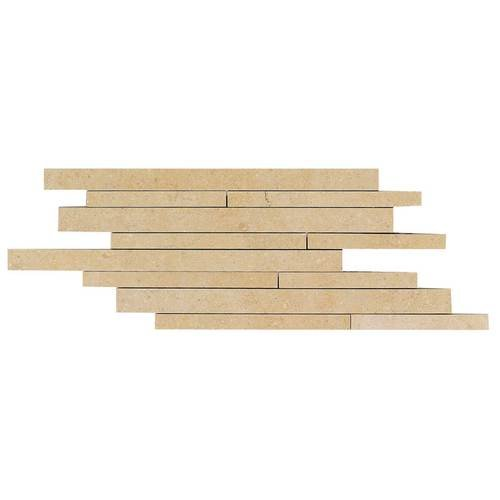 District Gold Random Linear Brick
