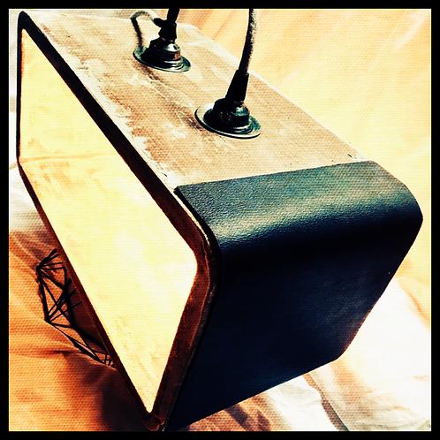 Lighting Cube - Mortex & Scotland leather