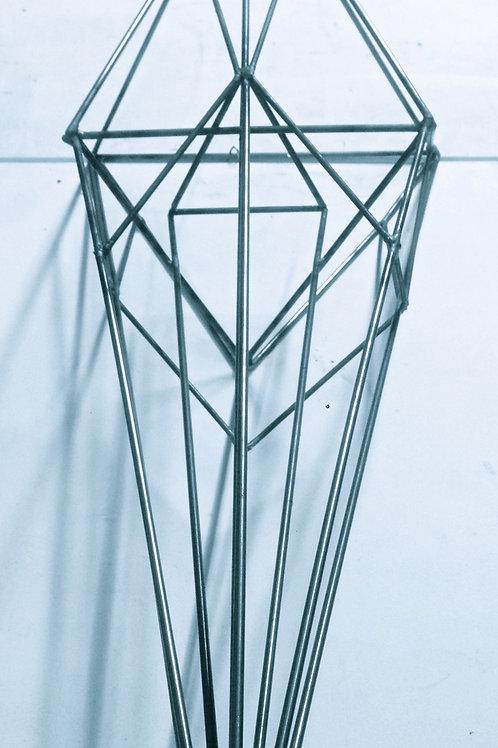 Diamond tetra steel