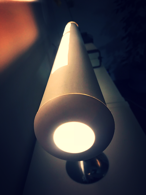 Cardboard Tube - Led space