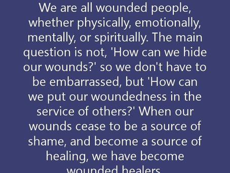 Be the Healer