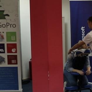 BizPliz recharging your energy @ GoPro Belgrade