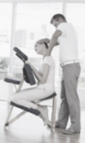 BizPliz masaža na vašem radnom mestu