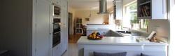 In-frame kitchen, Custom Kitchen