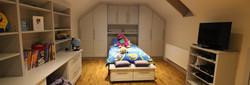 Boys Bedroom, Custom Bedroom Storage