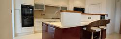Ultra Modern Kitchen, Custom Kitchen