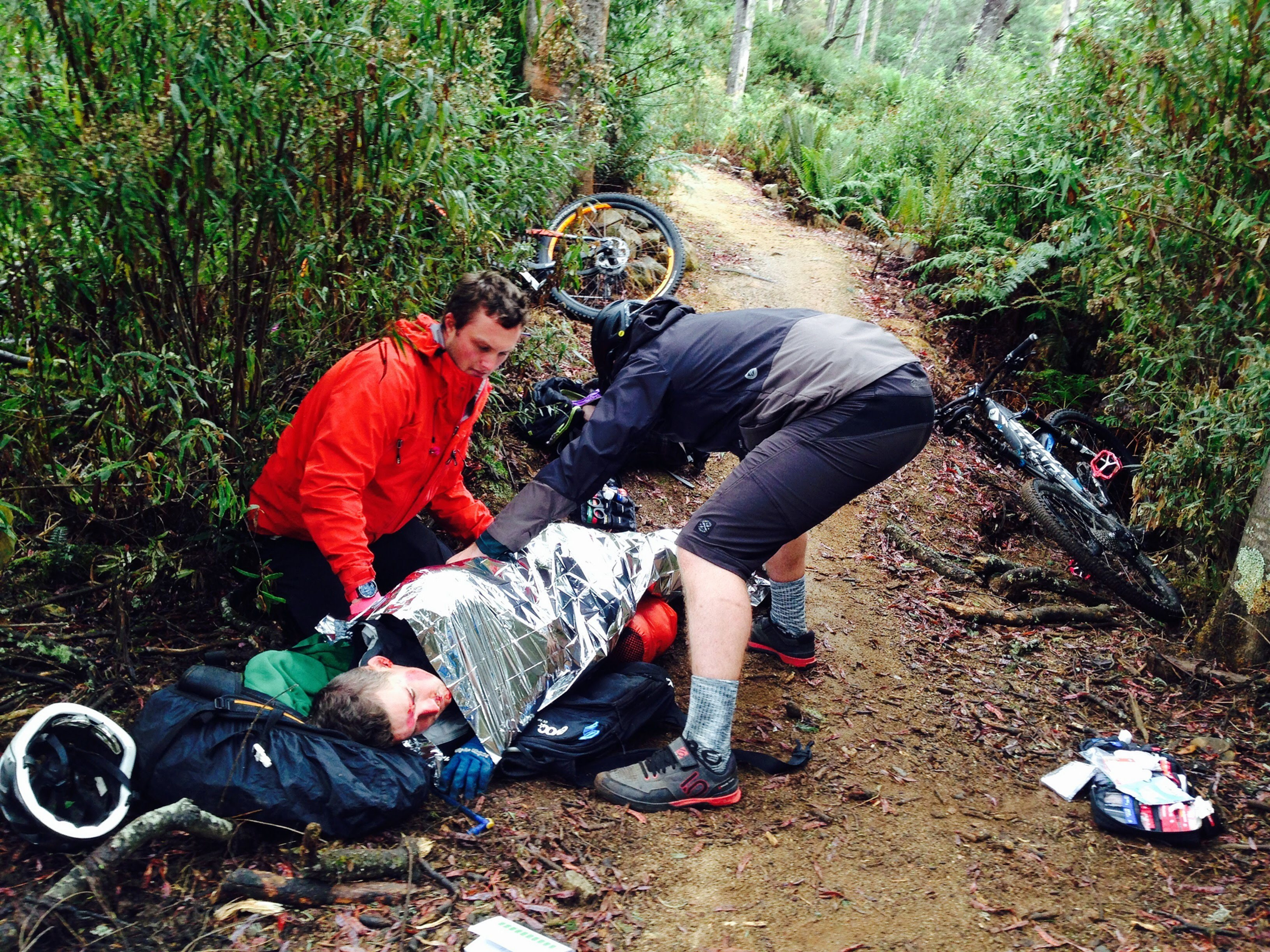 Remote Area First Aid - FULLY BOOKED