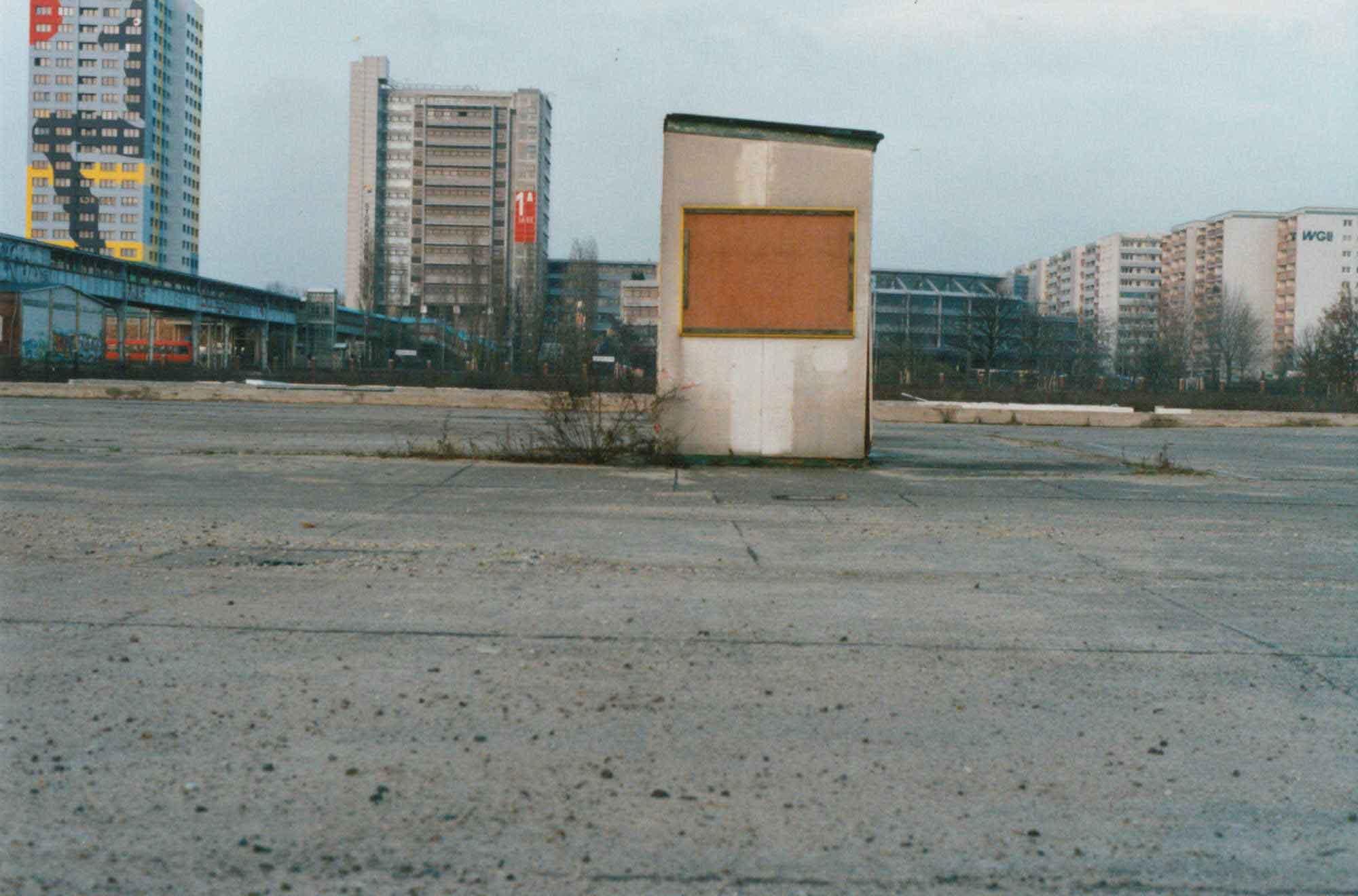 Friedrichshain - Berlin, 2001