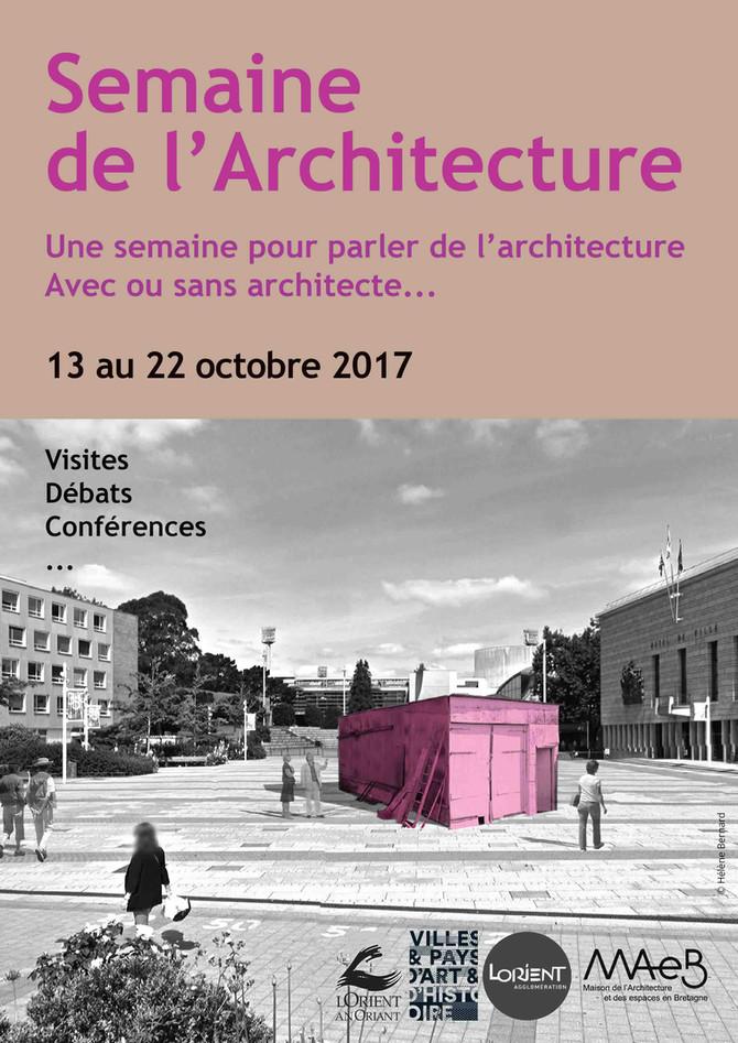 La semaine de l'architecture s'empare de la remise de Monsieur Tulasne