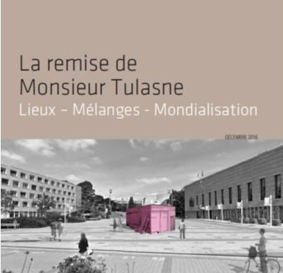 La remise de Monsieur Tulasne - La plaquette de candidature - 12/ 2016