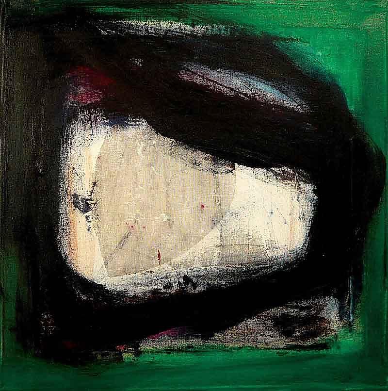 art contemporain, peinture acrylique, intérieur