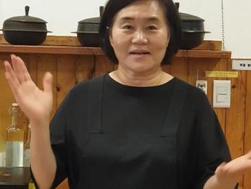 [신규회원] 상주시의 먹거리 지킴이, 노명희 회원