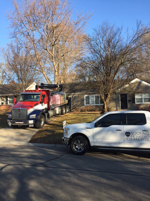 Roof Replacement in Prairie Village