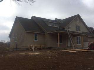 New Construction Roof in Prairie Village KS