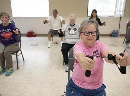 Support for Fall Prevention Programs in Stanislaus County