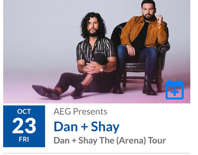 Dan and Shay Country Music Stars