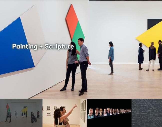 Two tickets to San Francisco Museum of ModernArt