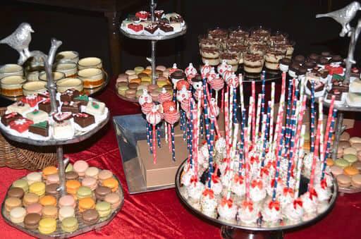 Sumptious desserts!