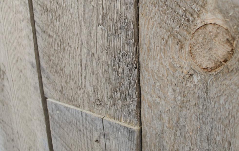 Rescued Plank Gray ~ Board to Board conf