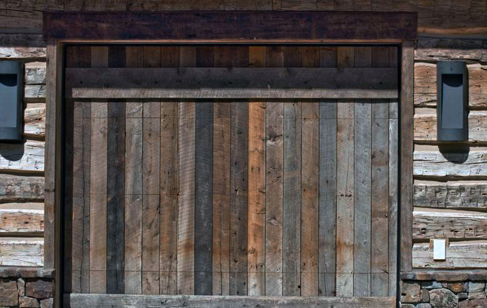 Barn Wood MotleyBlend & Hand Hewn Skins