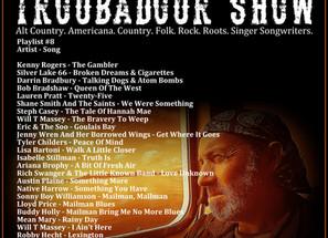 John Godfrey's Troubadour Show #8 Playlist