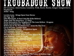 John Godfrey's Troubadour Show #6 Playlist