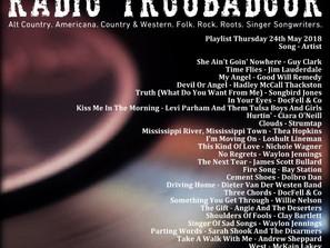 John Godfrey's Radio Troubadour Playlist #7