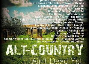Alt Country. Ain't Dead Yet #8 Playlist