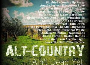 Alt Country. Ain't Dead Yet #3 Playlist
