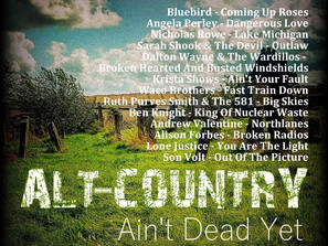 Alt Country. Ain't Dead Yet #3 Playlist