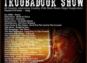 John Godfrey's Troubadour Show #19 Playlist