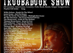 John Godfrey's Troubadour Show #20 Playlist