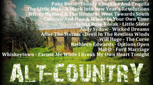 Alt Country. Ain't Dead Yet #4 Playlist