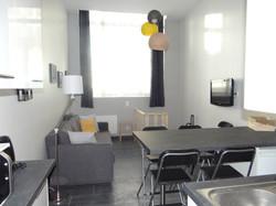 Appartement 1. Pièce à vivre