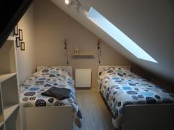 Appartement 3. Petite chambre