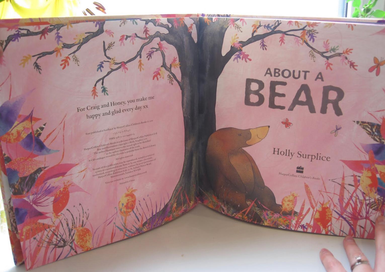 About a Bear