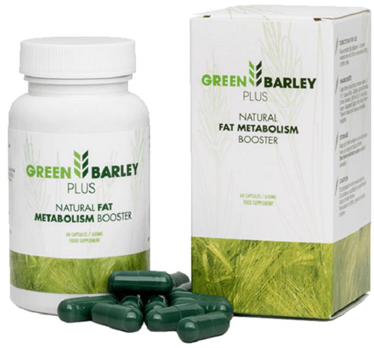 tabletki green barley plus opinie