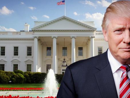 La arquitectura también es política, y Trump lo sabía