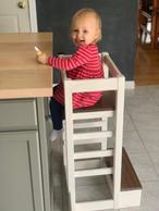 Toddler Tower - Stool