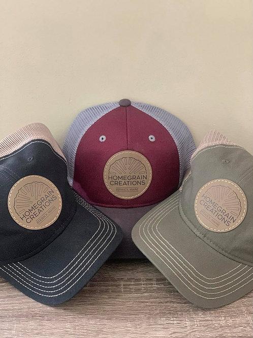 Mesh Back Cap